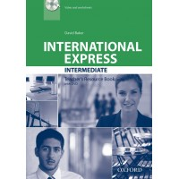 International Express 3rd Ed. Int. TRB + DVD