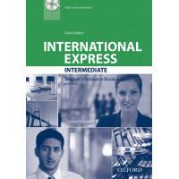International Express 3rd Ed. Int. TRB + DVD