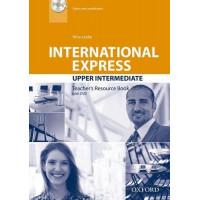 International Express 3rd Ed. Up-Int. TRB + DVD