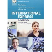 International Express 3rd Ed. Elem. SB + DVD-ROM