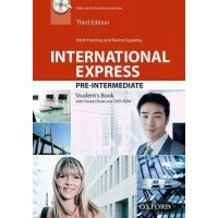 International Express 3rd Ed. Pre-Int. SB + DVD-ROM