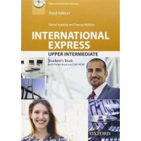 International Express 3rd Ed. Up-Int. SB + DVD-ROM