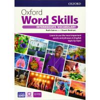 Oxford Word Skills Interm. Vocab. 2nd Ed. SB + OALD App