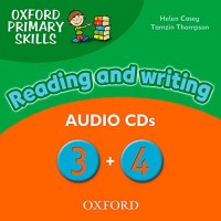 Oxford Primary Skills 3-4 Cl. CD