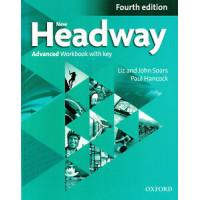New Headway 4th Ed. Adv. WB + Key