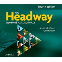 New Headway 4th Ed. Adv. Cl. CDs