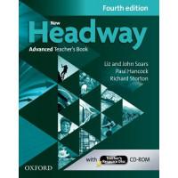 New Headway 4th Ed. Adv. TB + CD-ROM