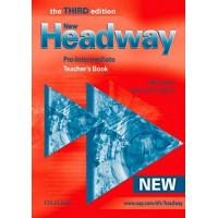 New Headway 3rd Ed. Pre-Int. TB
