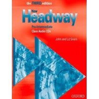 New Headway 3rd Ed. Pre-Int. Cl. CDs
