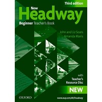 New Headway 3rd Ed. Beginner TB + DVD