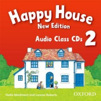 New Happy House 2 Cl. CD