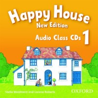 New Happy House 1 Cl. CD