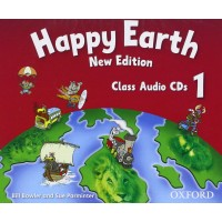 New Happy Earth 1 Cl. CD