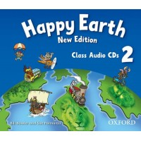New Happy Earth 2 Cl. CDs