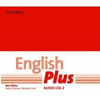 English Plus 2 Cl. CDs