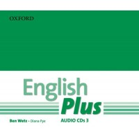 English Plus 3 Cl. CDs
