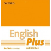 English Plus 4 Cl. CDs