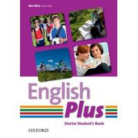 English Plus Starter SB
