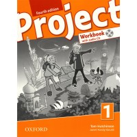 Project 4th Ed. 1 WB + CD & Online Practice