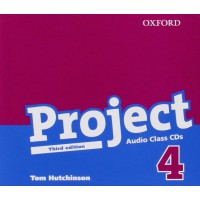 Project 3rd Ed. 4 Cl. CDs