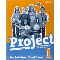 Project 3rd Ed. 1 WB + CD-ROM