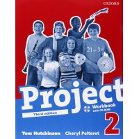 Project 3rd Ed. 2 WB + CD-ROM