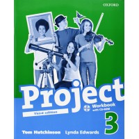 Project 3rd Ed. 3 WB + CD-ROM