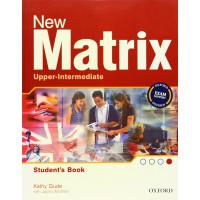 New Matrix Up-Int. SB