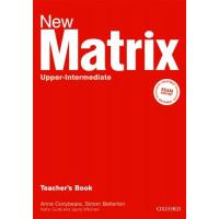 New Matrix Up-Int. TB