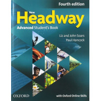 New Headway 4th Ed. Advanced SB + Oxford Online Skills