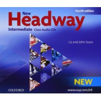 New Headway 4th Ed. Int. Cl. CDs