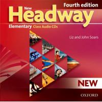 New Headway 4th Ed. Elem. Cl. CDs