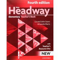 New Headway 4th Ed. Elem. TB + CD-ROM