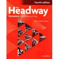 New Headway 4th Ed. Elem. WB + Key & Student's Website