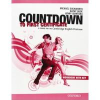 New Countdown to FC WB + Key & CD