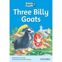Family & Friends 1 Reader B: The Three Billy-Goats