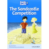 Family & Friends 1 Reader C: The Sandcastle Competition