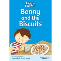 Family & Friends 1 Reader D: Benny and the Biscuits