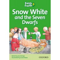 Family & Friends 3 Reader A: Snow White