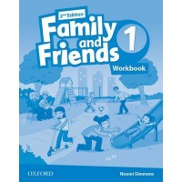Family & Friends 2nd Ed. 1 WB