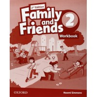 Family & Friends 2nd Ed. 2 WB