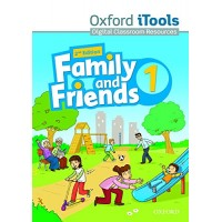 Family & Friends 2nd Ed. 1 iTools