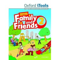 Family & Friends 2nd Ed. 2 iTools