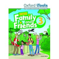 Family & Friends 2nd Ed. 3 iTools