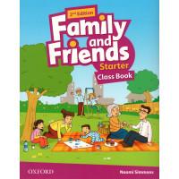 Family & Friends 2nd Ed. Starter SB + Online Play