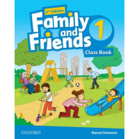 Family & Friends 2nd Ed. 1 SB with Online Play
