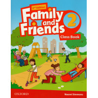 Family & Friends 2nd Ed. 2 SB + Online Play