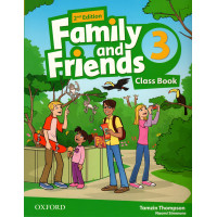 Family & Friends 2nd Ed. 3 SB + Online Play