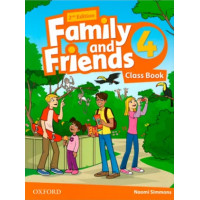 Family & Friends 2nd Ed. 4 SB + Online Play