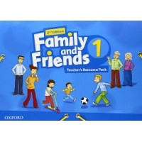 Family & Friends 2nd Ed. 1 TRP